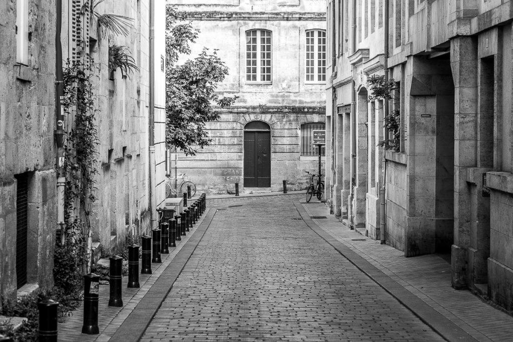 Centro di Bordeaux
