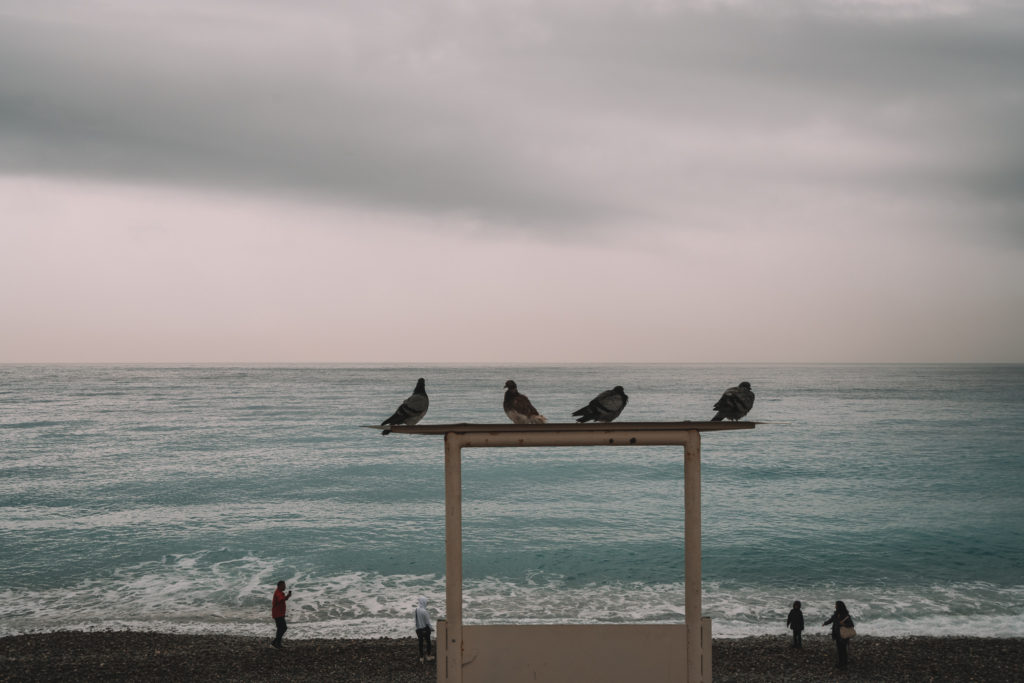 un weekend a Nizza
